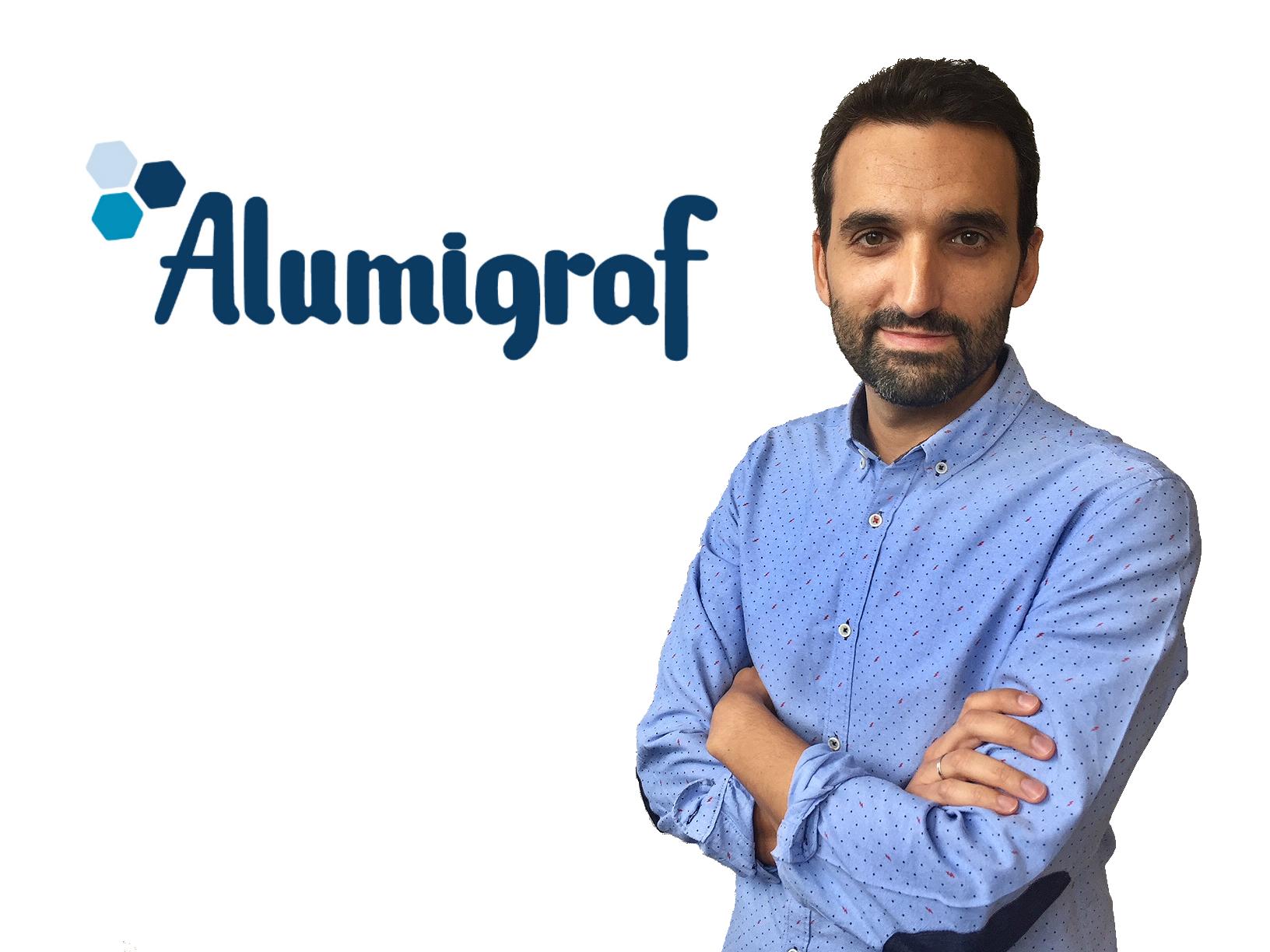 Iker Adalur, de Alumigraf.