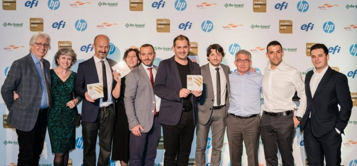 Kendu, ganador de los últimos premios Ramón Sayans, se lleva el oro en la categoría de efectos especiales de los Fespa Awards