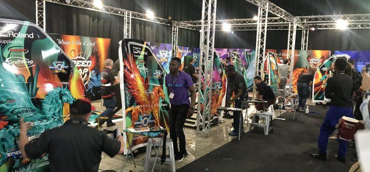 FESPA África 2018 cosecha un gran éxito con 6.500 visitantes