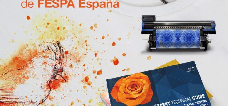 Ya están a disposición de los usuarios las guías técnicas de FESPA en español