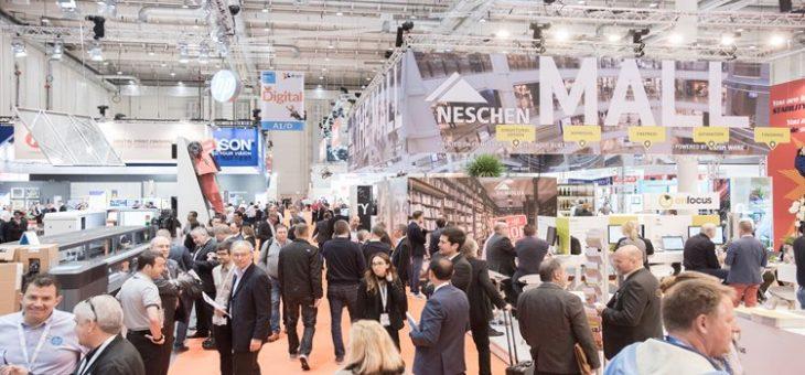 Múnich se convertirá en el centro de la industria de la comunicación visual en FESPA Global Print Expo 2019