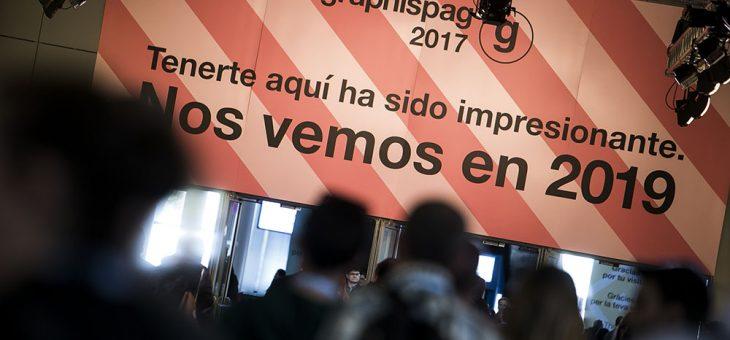 FESPA España prepara una jornada en Graphispag en la que presentará las acciones de 2019 y celebrará su Asamblea General