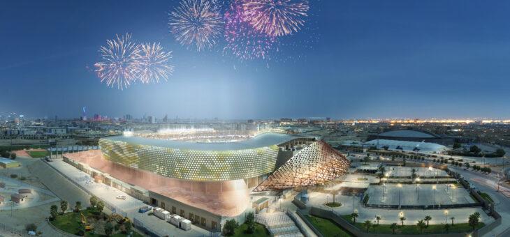 Molcaworld exporta su excelencia en desarrollo de estadios a Oriente Medio
