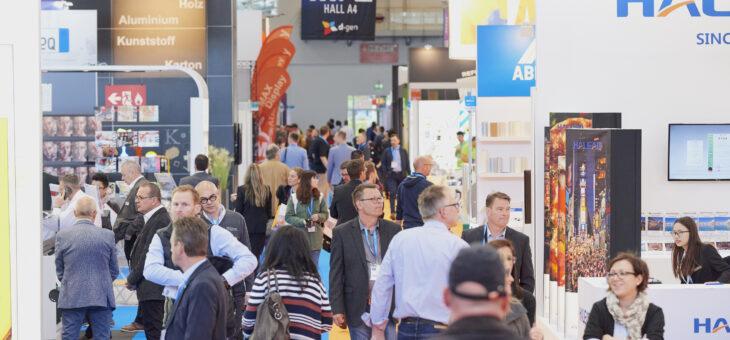 Más de 300 expositores decididos a devolver el color a FESPA Global Print Expo 2021